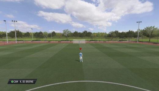 【FIFA21】キーパーと1対1の練習が出来るアリーナへの行き方【アリーナで出来る事まとめ】