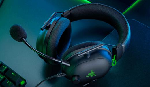 【BlackShark V2 レビュー】PCとPS4共に満足の性能で、何より付け心地なゲーミングヘッドセット