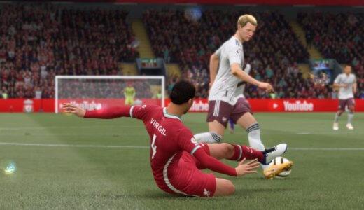 【FIFA21】マッチアップディフェンスの考え方。相手にかわされてしまうことが多い人はここに注意しよう